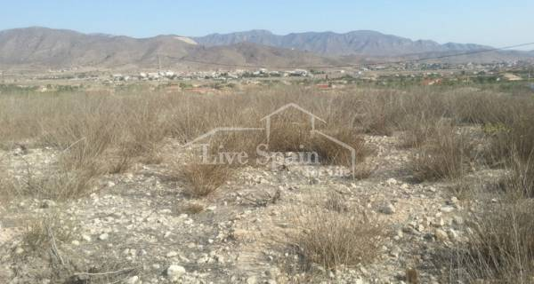 Plot of Land - Reventa - Hondon De Las Nieves - Hondon De Las Nieves