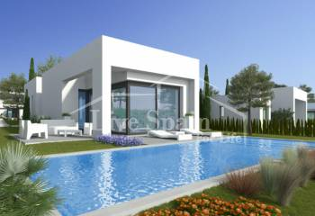 Villa (detached) - Nuevo - Orihuela Costa - Orihuela Costa