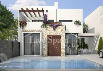 Villa (detached) - New build - Ciudad Quesada - Ciudad Quesada