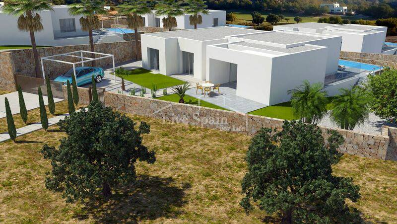 New build - Villa (detached) - Villamartin