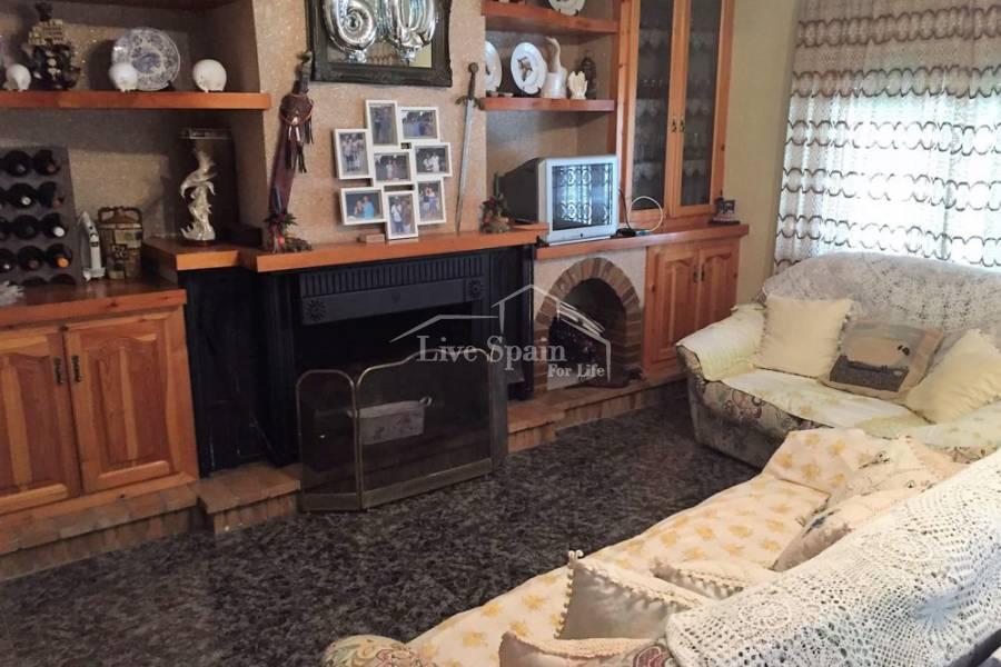 Reventa - Country house - Albatera