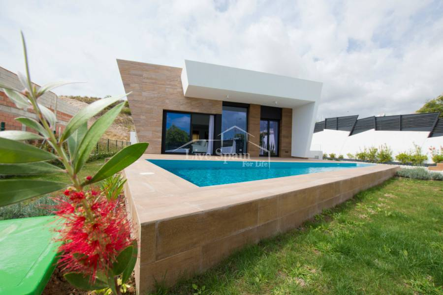 New build - Villa (semi-detached) - Benidorm