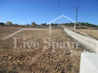 New build - Plot of Land - Pinoso