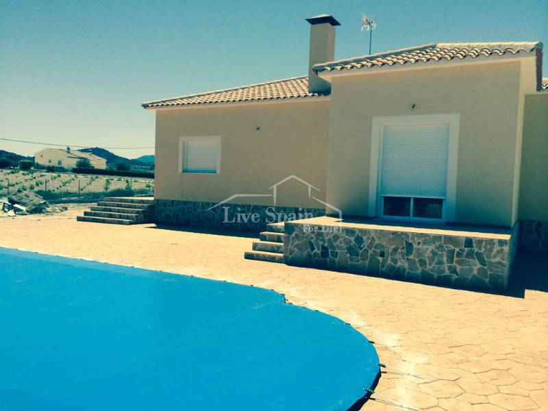 Resale - Plot of Land - Hondon De Los Frailes