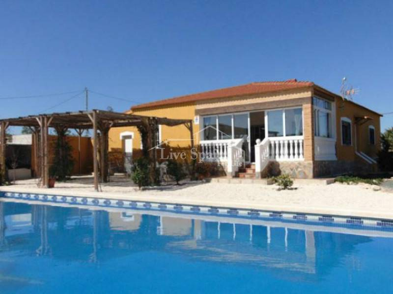 Weiterverkauf - Country house - Hondon De Los Frailes