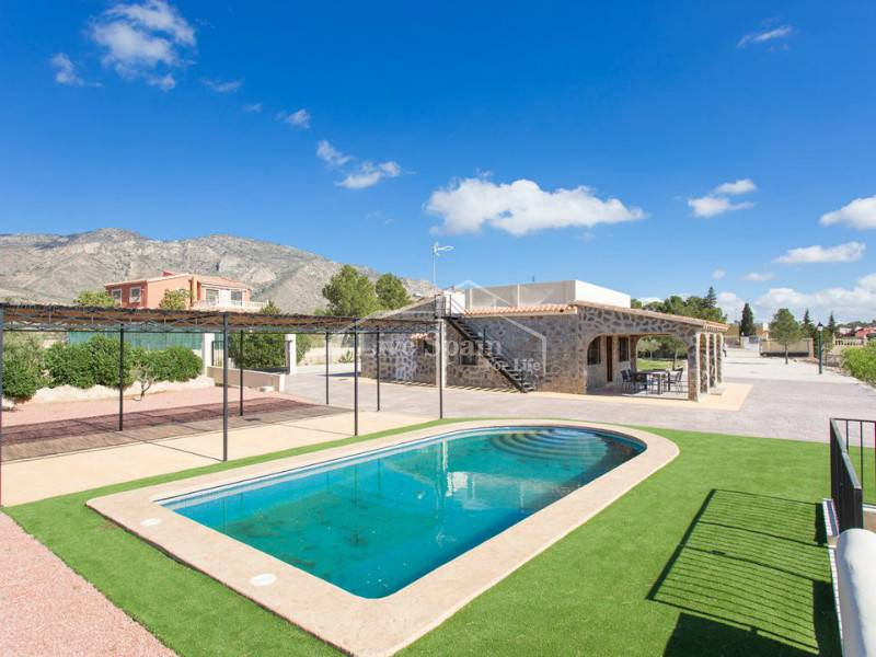 Weiterverkauf - Country house - Hondon De Las Nieves