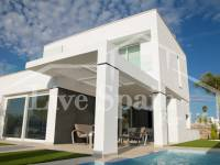 New build - Villa (detached) - Orihuela Costa