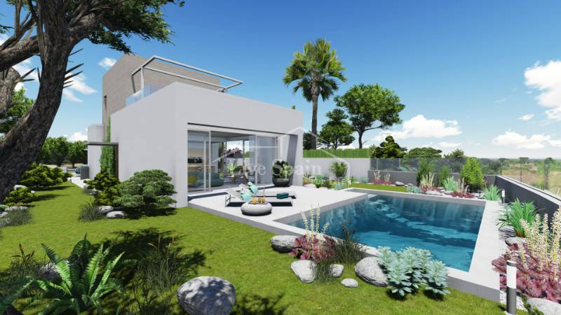 New build - Villa (detached) - Orihuela Costa - Cabo Roig