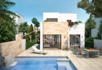 Villa (detached) - New build - Rojales - Rojales