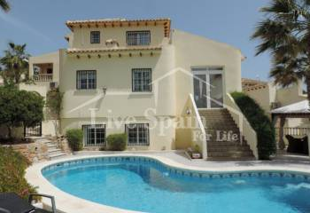 Villa (detached) - Resale - Orihuela Costa - Las Ramblas