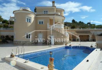 Villa (detached) - Resale - Algorfa - Lomas de La Juliana