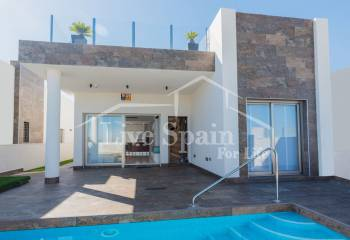 Villa (detached) - New build - Villamartin - Villamartin