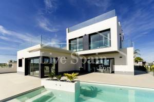 Villa (detached) - New build - Campoamor - Campoamor