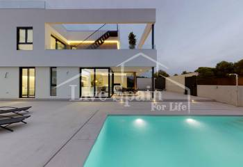 Villa (detached) - Nuevo - Finestrat - Finestrat