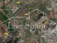 2 plots next to each other near Hondon de las Nieves